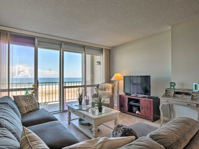 Photo for NEW! Oceanfront Marco Island Condo w/Beach Access!