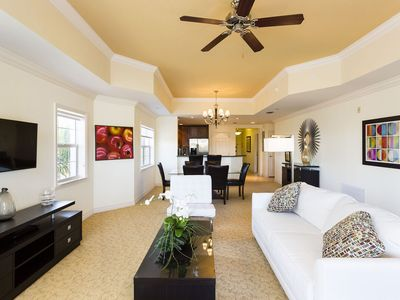 Photo for Modern and Newly Furnished Condo! Games Console and More Upgrades! Near Disney