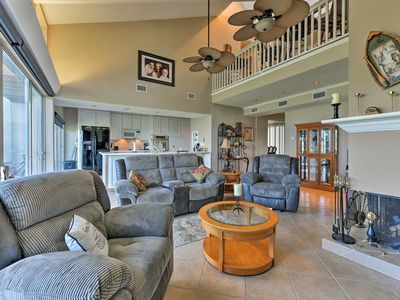 Photo for NEW-Waterfront Townhome on Lake Conroe w/Amenities