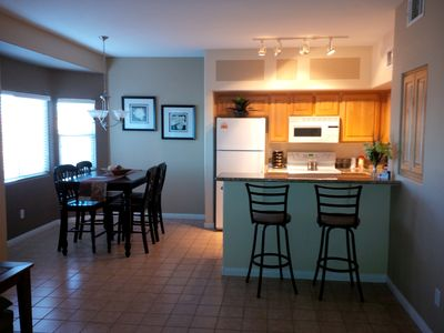 Photo for Ground Level, Hilltop Condo With Spectacular Views!