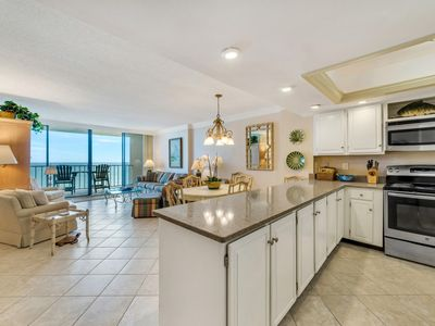 Photo for Oceanfrontt Updated Unit with Beautiful Ocean Views