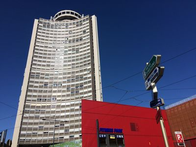 Photo for The tower of Europe, the heart of Mulhouse