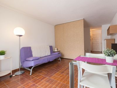 Photo for Nice apartment for 6 pax with communal pool and WIFI in Salou