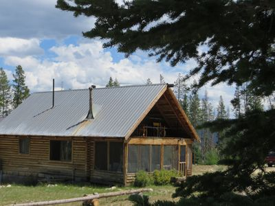 Photo for Bluebird Cabin In Stanley, Idaho