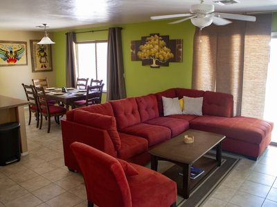Incredible and Comfortable Vacation Home In Tucson!