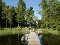 Great cottage on a great lake
