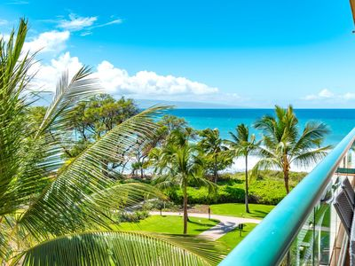 Photo for K B M Hawaii: Ocean Views, Luxury Suite 3 Bedroom, FREE car! Sep & Oct Specials From only $479!