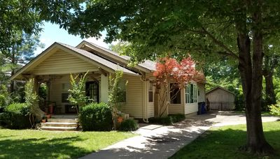 Photo for Comfortable Midtown Tulsa Home, Quiet Street Near Utica Square & Fairgrounds