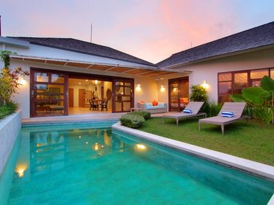 Photo for Amazing villa 3 bedroom in Canggu (VNL)