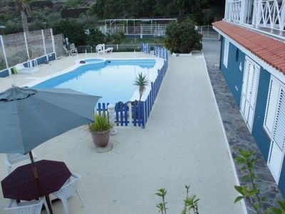 Photo for 2 bedroom Apartment, sleeps 5 with Pool, FREE WiFi and Walk to Shops
