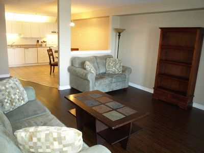 Photo for Large Furnished Apt in Bedford
