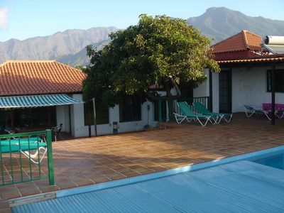 Photo for Extended and renovated finca - upscale amenities - 2000 sqm garden