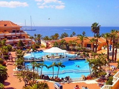 Tenerife Royal Gardens Apartment In A Fantastic Beach Front Locatio Arona