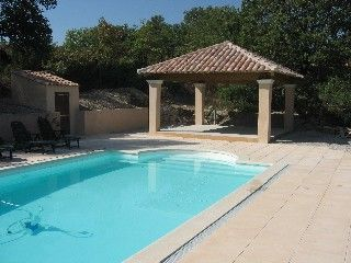 Photo for Ideally located Provence home with private pool on 1 acre, for family + friends