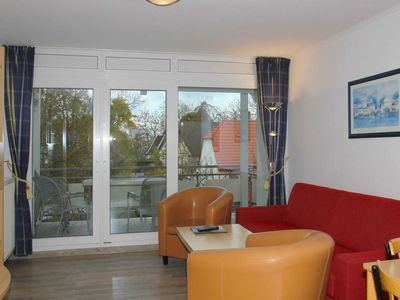 Photo for B 14: 58m², 3-room, 6 pers., Balcony, H - F-1089 Haus Mecklenburg in the Baltic resort of Göhren