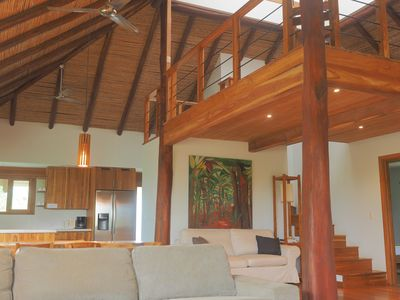Photo for Beautiful Teak Living Space at Taru Rentals