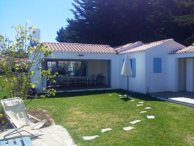 Photo for Beautiful family home near the beach of old, sleeps 10