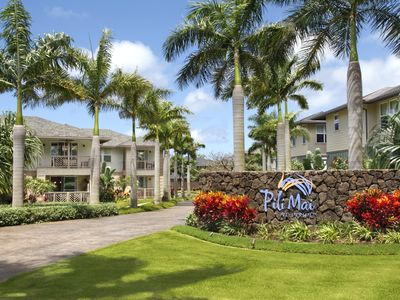 Photo for Pili 12G *POIPU* Brand NEW Golf & Mountain Views/ Pool & Fitness Center
