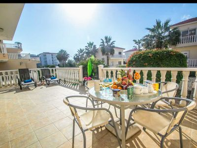 Photo for 1 large lovely bedroom flat to rent in Cyprus