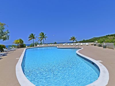 Comfortable, Casual, Relaxation With Caribbean Sea Views At A Great Value!!!!!