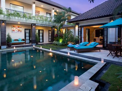 Photo for Luxury Boutique 3 Bedroom Villa, Seminyak;