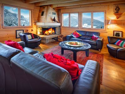 Photo for 4* ski chalet with two kitchens is perfect for two families - OVO Network