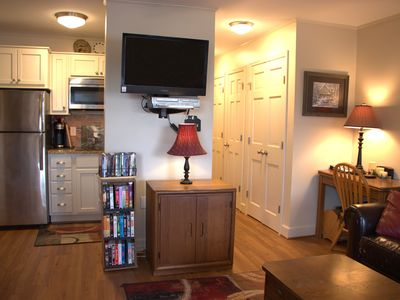 Photo for Got Fun!  Tastefully updated studio condo with Indoor pool access