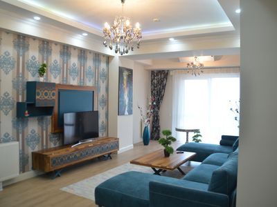 Photo for City View Luxurious Apartment Close To Istanbul Airport