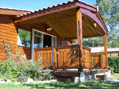 Photo for Holiday house Pons for 1 - 5 persons with 2 bedrooms - Holiday home