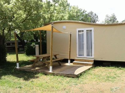 Photo for 2BR Mobile Home Vacation Rental in Bize Minervois