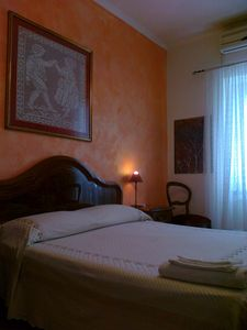 Photo for Holidays In Rome B & B with all the amenities. Apartment In a quiet area
