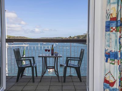 Photo for 36 THE SALCOMBE, with pool in Salcombe, Ref 994992