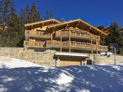 Photo for Vacation home Chanson  in Crans - Montana, Valais - 10 persons, 5 bedrooms