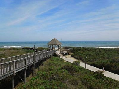 Photo for Ocean Front Resort, Large 1 Bedroom, 1 Bath Condo With Sound Views, Sleeps 4