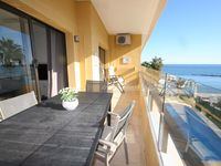 Matilde's apartment in Benalmadena was very clean and spacious with an excellent balcony in a good l
