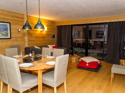 Photo for Apartment 6 people in Châtel sector le Boude ERIN
