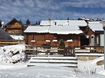 Photo for Comfortable Chalet pie slopes Pyrenées 2000 for 9 people