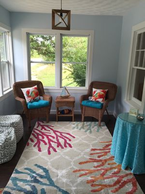 Photo for August dates available! Cute remodeled cottage steps from Lake Michigan!