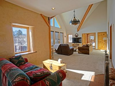 Photo for One of A Kind Elk Meadows Home - Comfortable, Family Friendly-Spectacular Vistas