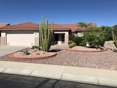 Photo for Sun City Grand - April 2020 Available.  Pets OK-Close to Golf and Rec Centers