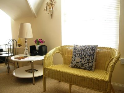Photo for Beer - Durham House Apartment 'home-from-home' accommodation  - perfect for two!