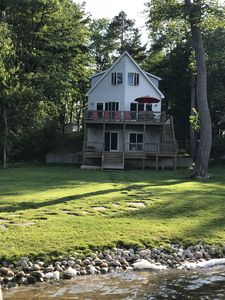 Photo for Spacious Green Lake Cottage Near Interlochen - Traverse City