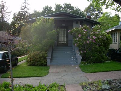 Photo for Charming Craftsman Bungalow in Prime Location
