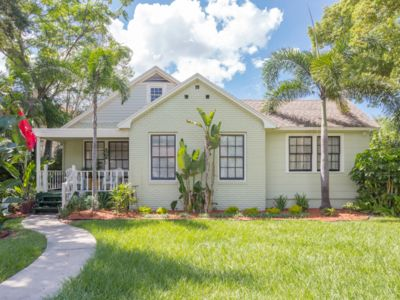 South Tampa SOHO Bungalow Home