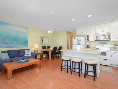 Photo for Charming 3 BR 2 BA Unit That is Close to the Beach!