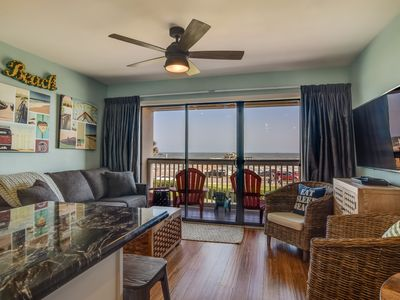 FRONT ROW! Free Activities! Beach Access, Pools-1 Heated! A Stay Above the Rest! Casa Del Mar #201