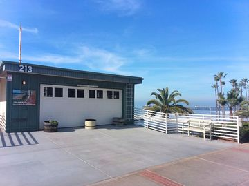 Sandy Beach Cottage Inn, Oceanside, CA, USA