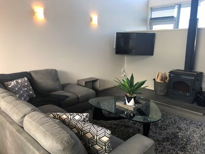 Have the use of two living areas. Netflix and Wifi are provided for each house