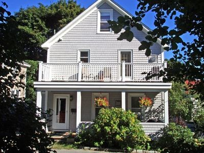 Photo for Beautiful 1920's Home in Town of Bar Harbor
