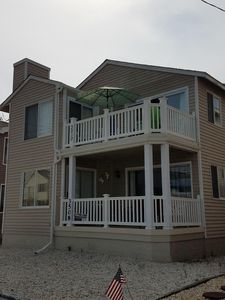 Photo for Family Rental ONLY; No Pets; Spacious 4BR; - 2 Bath; 1 block from Beach